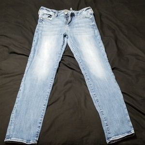 American Eagle size 14 Long skinny jeans
